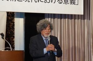 黄文雄前台湾独立建国聯盟日本本部委員長