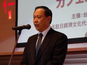 駐日代表處副代表 徐瑞湖