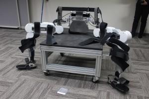 歩行支援ロボットのActive Gear