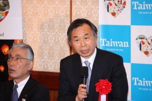 一般社団法人日本旅行業協会中村達朗理事長