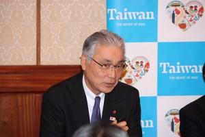 公益社団法人日本観光振興協会見並陽一理事長