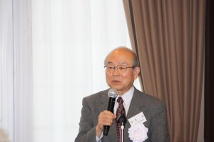 台湾協会の根井洌理事長