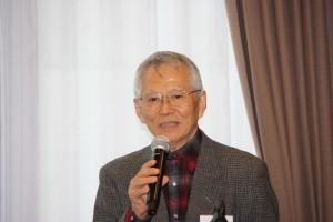 台湾協会齋藤毅前理事長