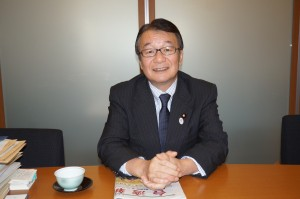 山本順三参議院議員(自由民主党)