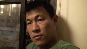 嘉義大学(前嘉義農林)野球部で指導する陳文賓氏