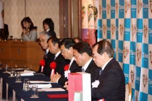 3月10日、台日同名駅観光プロモーション発表会の様子