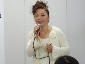 第22屆亞洲台灣商會聯合總會 謝美香