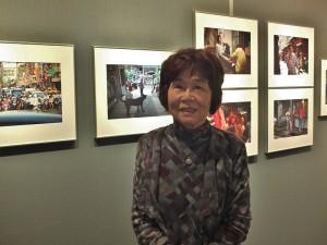 高橋美保表示想用自己的照片傳遞出自己眼中看到的台灣,和當地人們的臉譜