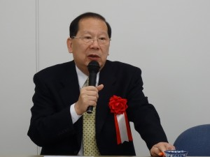 海外信保基金董事長 薛盛華