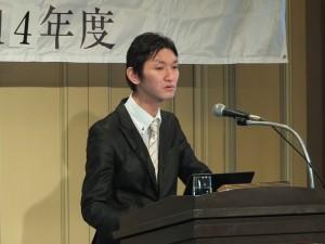 INFINITY BEAUTY株式會社董事近藤博章在座談會,分享自己事業東山再起的經驗