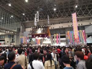 日本相撲協會則首度參加niconico超會議3,並將現場巡業列為春季巡業之一