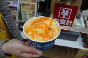 台湾物産館の台湾かき氷も出店