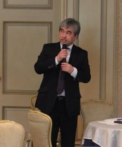 税理士の大塚俊仁氏による法人化についての説明