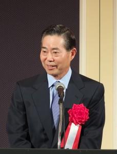 世界台灣商會聯合總會總會長楊信呼籲在日台商參與海外台商旅行社推出的郵輪行程返台觀光