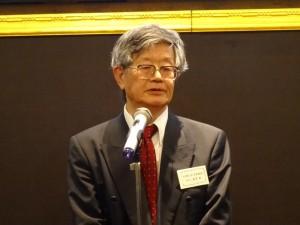 發起人 天理大学名誉教授 村上嘉英