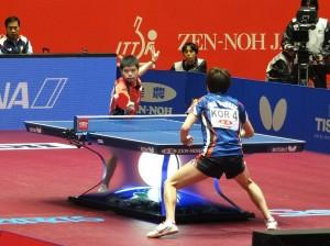 莊智淵(紅黑制服)表示自己在比賽中打得比較急躁一點,比較可惜