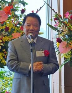 東京媽祖廟董事長詹德薰表示希望未來到東京觀光的旅客,也能將媽祖廟納入參觀景點之一