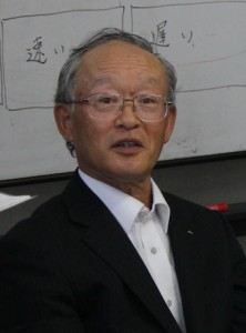 JAちばみどり農業協同組合専務理事の石毛博志さん