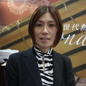 シー・エム・エル取締役の吉田姿伶さん