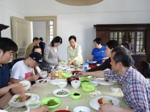 林王昭基老師的台灣料理『潤餅』教室
