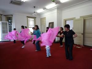 李惠芳老師傳統舞蹈教室