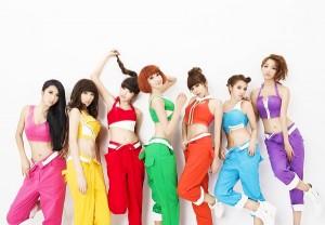 來自台灣的Weather Girls二度獲邀參加TOKYO IDOL FESTIVAL(照片提供:TOKYO IDOL FESTIVAL)