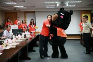 台湾観光局キャラクター「台湾喔熊(Oh! Bear)」本格始動!!