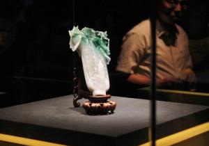 門外不出的國寶《翠玉白菜》僅於6月24日展至7月7日