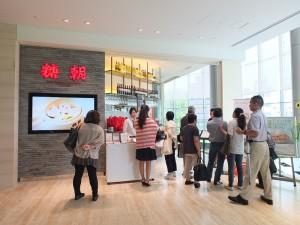 台灣民眾熟悉的港式料理店「糖朝」也入駐「虎之門Hills」