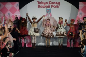 繼去年在巴黎舉辦之後,今年首度移師亞洲,到台北舉辦「Tokyo Crazy Kawaii」