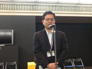 東京国立博物館総務部長・栗原祐司氏
