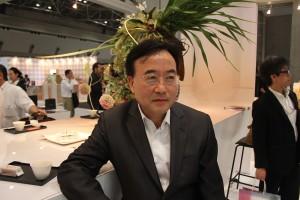陳文龍・台灣創意設計中心執行長