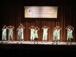 演唱日本童謠『故鄉』
