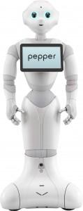 台湾生産の世界初感情認識パーソナルロボット「Pepper」