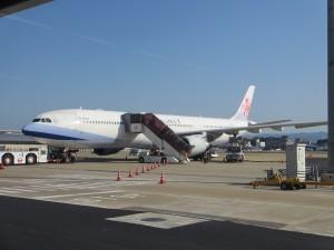 九州と台北を空の便で結ぶ架け橋として様々な活動を行う中華航空