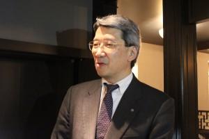 JAL路線総括本部国際提携部の亀井繁幸部長