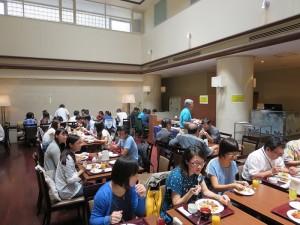 活動當天有近50人到場參加,進行交流