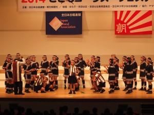 小朋友以布農族語演唱《獵祭》,嘹亮歌聲驚艷全場