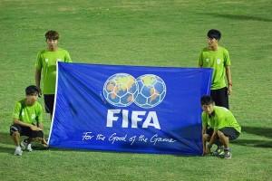「2014東アジア国際都市サッカー大会」(写真提供:PdH株式会社)