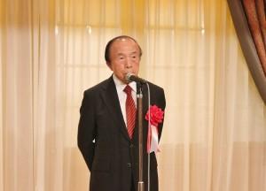 會長邱央棟表示希望透過客家文化研究,為世界和平貢獻心力