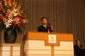 駐日代表處教育組副組長林世英應邀出席日本教育研究全國大會