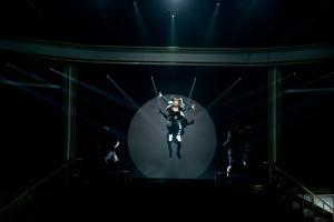 倖田來未らしいパワフルなコンサートとなった(写真提供:avex live creative)