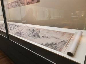 金朝武元直的《赤壁圖卷》自8月5日起展至9月15日