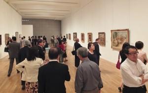 集結台灣留日美術家作品約50件的展覽會,即日起至10月中在東京藝術大學大學美術館展出