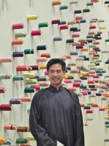 李明維成為第一位在森美術館辦各展的台灣藝術家