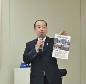 東京都議會自民黨政調會長高木啟,親自介紹東京都議會的運作