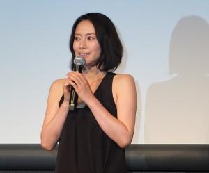 中谷美紀表示希望有機會可以帶著入圍競賽部門的影片,走上星光紅毯