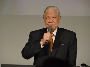 李登輝支持安倍晉三恢復日本集體自衛權的決定
