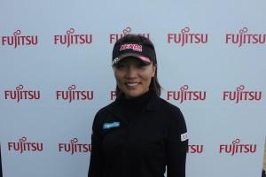 台湾出身女子プロゴルファーの盧曉晴(テレサ・ルー)
