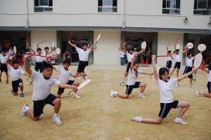 小6 鼓舞慶太平